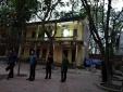 Bắc Ninh: Sập lan can trường học, nhiều học sinh bị rơi xuống từ tầng 2