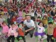 Giáo dục dinh dưỡng và phát triển thể lực cho trẻ em Việt Nam 2017
