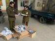 Bắt giữ lô thuốc nhuộm tóc và 2 tấn hàng nhập lậu Trung Quốc
