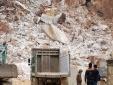 Nghệ An: Sập mỏ đá trắng, 4 người thương vong