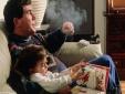 Trẻ em thường xuyên hít phải khói thuốc lá có kết quả học tập kém hơn