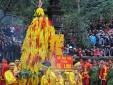 Lễ hội đền Sóc 2018: Xóa bỏ tục lệ cướp lộc 'hoa tre'