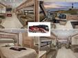 Có gì trong chiếc 'ô tô khách sạn' giá 'khủng' 6,8 tỷ đồng: Bếp, giường và khu giải trí
