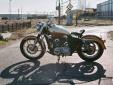 'Giật ngược' Harley-Davidson Sportster 1957 thành xe cổ điển