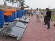 Nâng cao năng suất chất lượng nước mắm nhờ năng lượng mặt trời