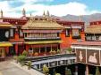 Chùa thiêng hơn 1.000 năm tuổi ở Tây Tạng bốc cháy ngùn ngụt