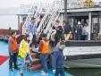 Tàu biển Quốc tế đưa gần 600 du khách 'xông đất' Hạ Long