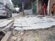 Hàng loạt sai phạm trong việc lát đá vỉa hè Hà Nội được Thanh tra chỉ rõ