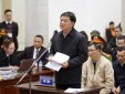 Ngày 19/3, ông Đinh La Thăng tiếp tục hầu tòa vụ góp vốn vào OceanBank
