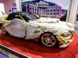 Ô tô dát vàng của đại gia Trung Quốc khiến cộng đồng mạng 'phát sốt'