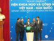 Sắp diễn ra Kỳ họp lần thứ 8 Ủy ban Hợp tác KH&CN Việt Nam - Hàn Quốc