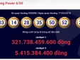 Xổ số Vietlott: Giải Jackpot trị giá hơn 321 tỷ đồng vẫn đang chờ chủ nhân