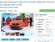 Hai mẫu ô tô hot, 'mới cứng' đang rao bán tầm giá 500 triệu đồng tại thị trường Việt