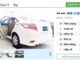 3 chiếc ô tô 'mới toanh' này đang bán tầm giá 400 triệu đồng Việt Nam