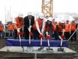 Chính thức cất nóc FLC Twin Towers - Toà chung cư cao nhất Hà Nội