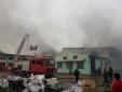 Tin mới nhất về cháy công ty may ở khu công nghiệp Khai Quang - Vĩnh Phúc