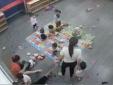 Nghệ An: Camera ghi lại cảnh giáo viên mầm non nhẫn tâm đánh liên tiếp vào người trẻ