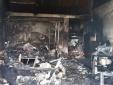 Nam Định: Cháy nhà trong đêm làm 3 mẹ con thiệt mạng