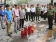 Hà Nội: Kiểm tra đột xuất, phát hiện chung cư thiếu 'chuẩn' PCCC