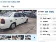Những chiếc ô tô Chevrolet cũ này đang rao bán tầm giá dưới 200 triệu tại Việt Nam