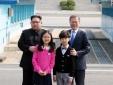 Tiết lộ danh tính 2 em bé được chụp ảnh với lãnh đạo Hàn - Triều khiến cư dân mạng 'dậy sóng'
