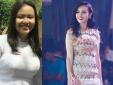 Không thể tin nổi cô nàng nặng 90kg này lại chính là Hoa khôi Duyên dáng Ngoại Thương 2018
