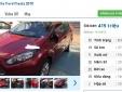 4 chiếc ô tô Ford cũ số tự động này đang rao bán tầm giá 400 triệu tại Việt Nam