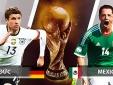 Truyền hình trực tiếp World cup 2018 trận Đức vs Mexico hãy chọn kênh có bản quyền