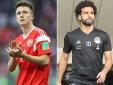 Tỷ số World Cup trận Nga vs Ai Cập: 'Pharaoh' gục ngã
