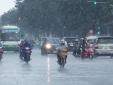 Cảnh báo mưa dông trên cả nước, biển động mạnh