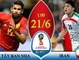 Nhận định trận đấu Tây Ban Nha vs Iran: 'Những chú bò tót' sẽ dành chiến thắng vì lý do này?