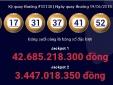 Xổ số Vietlott: Giải thưởng trị giá hơn 42 tỷ đồng có tìm được chủ nhân?