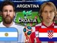 Link xem trực tiếp bóng đá World Cup 2018 Argentina vs Croatia tốt nhất