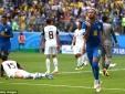 Kết quả trận Brazil vs Costa Rica: 2 bàn thắng vàng trong 5 phút