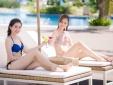 Vẻ đẹp nóng bỏng của thí sinh HHVN 2018 tại FLC Quy Nhơn