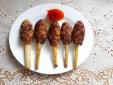 Cách làm món thịt heo bọc sả chiên vàng thơm ngon