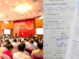 Thanh tra Y tế xử phạt Tam Sinh Yofoto Việt Nam do sử dụng giấy khám sức khỏe giả