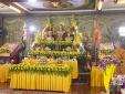 Chùa Ba Vàng tổ chức cầu siêu kỷ niệm 71 năm ngày thương binh - liệt sĩ