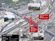 Sập đường cao tốc ở Ý 30 người tử nạn: Rùng mình cảnh đoạn đường gãy đôi như 'ngày tận thế'