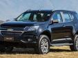 Chevrolet Trailblazer thế hệ mới - đối thủ 'nặng ký' của Toyota Fortuner