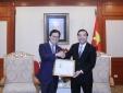 Đại sứ Dương Chí Dũng nhận Kỷ niệm chương vì sự nghiệp Khoa học và Công nghệ