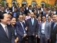 Chủ tịch nước gặp 100 chuyên gia nghe hiến kế tiếp cận 4.0