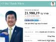 Đại gia Đồng Tháp sở hữu khối tài sản 'khủng' gần 22 nghìn tỷ, giàu thứ 3 Việt Nam là ai?