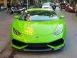 'Đã mắt' với siêu xe Lamborghini Huracan 16 tỷ của dân chơi Hải Phòng