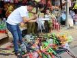 Lâm Đồng: Tịch thu, tiêu hủy hàng loạt đồ chơi trẻ em bạo lực