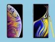 iPhone XS Max và Galaxy Note 9 giá hơn 1.000 USD: Mèo nào cắn mỉu nào?
