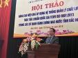 Bắc Ninh: Áp dụng ISO nâng cao chỉ số cạnh tranh, minh bạch trong quản lý hành chính