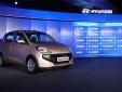 Hyundai Santro 2018 trình làng, giá chính thức chỉ từ 123 triệu đồng/chiếc gây 'sốt'