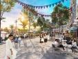 Những khu phố thương mại sầm uất sẽ xuất hiện ở Nam Phú Quốc