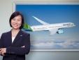 Phó chủ tịch Bamboo Airways Dương Thị Mai Hoa: 'Thị trường đang mở cơ hội cho mô hình hàng không mới'